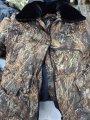 """Бушлат-куртка """"Шторм-люкс"""" со сьемной утепляющей подстежкой сьемным меховым воротником, и сьемным капюшоном"""