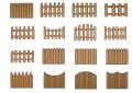 Заборы деревянные любой сложности КУПИТЬ ЦЕНА ЧЕРНИГОВ УКРАИНА