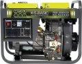 Генератор дизельный Konner&Sohnen BASIC KS 6000 D