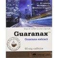 Предтренировочный комплекс OLIMP Guaranax /80 mg of caffeine/ 60 caps