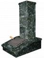 Облицовка Серпентинит, высота 790 мм