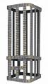 Сетка на трубу 300х300х1000 ПБ-02/01 под шибер