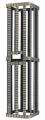 Сетка на трубу 250х250х1000 ПБ-04/03 под шибер