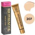 Тональний крем Dermacol Make-Up Cover 207 | Dermacol тоналка | Тональная основа