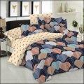 Heart bedding set