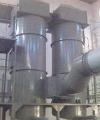 Скрубберы газоочистки зоны охлаждения в литейных и металлургических производствах