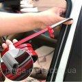 Универсальный уплотнитель для автомобильной двери B type ( B - образная прокладка двери автомобиля)