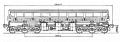 Вагона-самосвала (думпкара) модели 33-9035