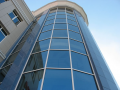 Алюминиево-стеклянные фасады