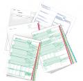 Бланки грузовых таможенных деклараций МД-2, МД-3, накладные CMR