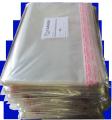 Пакет п / п з клапаном і клейкою стрічкою 350Х420 + 60КЛ