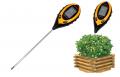 Тестер почвы (грунта) Ph цифровой - прибор для определения влажности, температуры почвы. Киев
