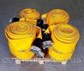 Рукав пожежний Д-150 (Т) з ГР-150 Aquasila з двобічним покриттям (14 атм.)