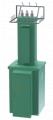 Мачтовая трансформаторная подстанция киоскового типа КТП-МК 25...400