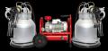 Доильный аппарат - Бурёнка-2 нержавейка
