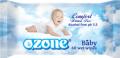 Влажные салфетки для детей с экстрактом календулы и витамином Е,  60 шт., Влажные детские салфетки, опт, экспорт