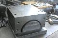 Прес-форма для виготовлення полимерпесчаного ковзана