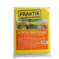Viscose wipes for cleaning Praktik ™, 5 pcs