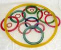 Rings basic guides (polyamide, ftoroplastovy)