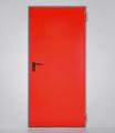Противопожарные металлические одностворчатые огнестойкие двери NINZ UNIVER