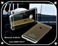 Золотой зеркальный чехол для iphone 5