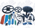 Spare parts for agricultural harrows. Spare parts to agricultural machinery.