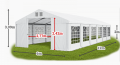 Wedding pavilion 6x12