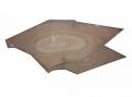 Камень-песчаник (Дикарь) от 10 мм до 80 мм