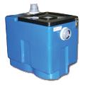 Жироуловители под мойку JPR 501 – мини сепаратор жира 0,5 л/с
