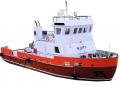 Многофункциональное судно обеспечения, пр. Р101. Судно.
