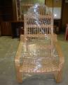 Кресло качалка с плетенной лозы и другая мебель с плетенной лозы. Киев