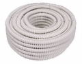 Pipe a drainage Pipe for condensate discharge. Diameter is 16 mm. Material PVC. Soft, seamless.