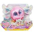 Мягкая игрушка-сюрприз Потеряшка Scruff A Luvs розовая