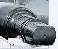 Чугунный валок для листопрокатного производства (Днепропетровский завод прокатных валков,Украина)