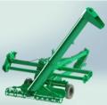 Выгрузчик зерна ИВЗ, производительность - 280 тн/час