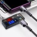 USB тестер - вольтметр, амперметр