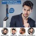 Выпрямитель для бороды и волос Beard Straightener выпрямитель для бороды