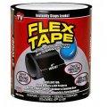 Сверхсильная клейкая водонепроницаемая лента Flex Tape 10см