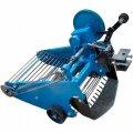 Транспортерная картофелекопалка для мотоблока, мототрактора однорядная КК10