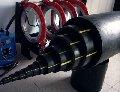 Труба полиэтиленовая для газоснабжения ПЕ 80 SDR 17,6 (3 атм) 63 мм