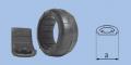 Шины атмосферного давления прикатывающего колеса для сеялок и культиваторов Шинка атмосферного давления 230х100