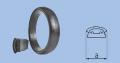Шины атмосферного давления прикатывающего колеса для сеялок и культиваторов  Шинка атмосферного давления 560х106