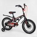 Велосипед CORSO MG-16414 16 дюймов (магниевая рама, дисковые тормоза)