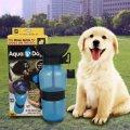 Поилка для собак Aqua Dog Дорожная бутылка для питомца 550 мл Blue