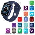 Apl Watch Series 6 M441, 100% Копія 44mm Aluminium, Бездротова Зарядка, Blue