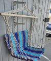 Кресло гамак Хлопчатый с поролоновой подкладкой