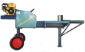 Дровокол электро-механический, бензиновый, не винтовой