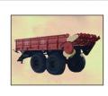 МТО-6.Машина предназначена для транспортирования и сплошного поверхностного внесения (разбрасывания) твердых органических удобрений.
