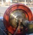 Major repair of cones of crushers of KMD and KSD