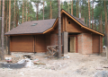 Строительство деревянных домов из бруса, Киев